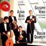 Alban Berg - Guiseppe Verdi