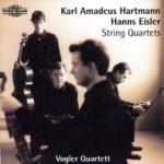 Karl Amadeus Hartmann, Hanns Eisler